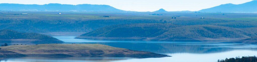 La Serena y Sierra de Tiros